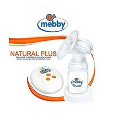Mebby Natural Plus Electric Breast Pump # 95115