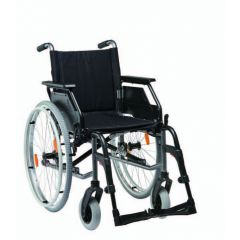 CANEO STANDARD WHEELCHAIR, SIZE 51 CM-ANTHRACITE # 110051
