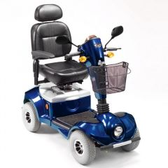 DRIVE Scooter Regatta With 2 Batteries Color- Blue # Mregb-12V50Ah