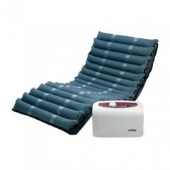 APEX MATTRESS-AIR WITH PUMP TUBULAR 5 INCH OVER LAY, DOMUS 3 , UK PLUG # 9C074035
