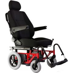 """AUTO ADAPT CARONY CLASSIC 12""""R COMPACT SEAT CARONY TRANSPORT WHEELCHAIR WITH 12"""" REAR WHEELS AND COMPACT SEAT FOR INSTALLATION ON RIGHT SIDE # 102711 AND CARONY RAILS 475MM 1 PAIR # 102720"""