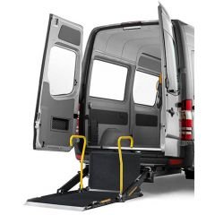WHEELCHAIR LIFT FOR VEHICLE- L955SE3143IB-2 SOLID
