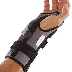 Thuasne Ligaflex Classic Wrist Immo Splint , Right, Black # 2435 02