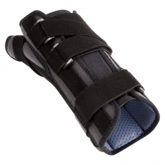 Thuasne Wrist Support Ligaflex Manu Black Left 2430
