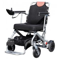 AL ESSA Lightweight Power Wheelchair With Travel Bag # Ew100
