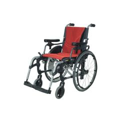 "Karma Manual Wheelchair S-Ergo 305Q24,With Seat Width/Depth:16""X17"",18""X17"""
