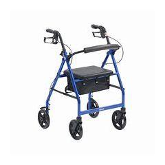 Drive Lightweight Aluminium Rollator Blue # R8Blha