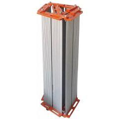 MEDLIS Portable Roll Up Mobile Ramp (Width-80 CM, Length -200 CM)# RMR8200