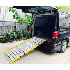 MEDLIS Foldable Van Ramp (Width -90 CM, Length- 240 CM) # VR90240