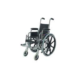 "MERITS Wheelchair, Pediatric, Steel,12"" Solid Tyres # M452"