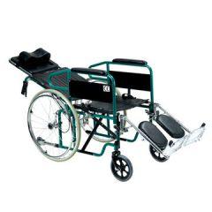 Al Essa Steel Reclining Wheelchair # Ca941