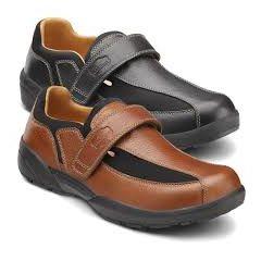 Dr. Comfort Lightweight Velcro For Men- Douglas Shoes Medium