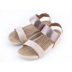 Kenkoh Sandal Female-Sakura Beige