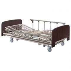 SIGMA Electric Home Care Bed (3 Motors-L2100 X W 1000Mm) # Bh-930Eb And Mattress # Mf-100