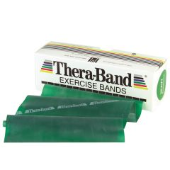 TheraBand Resistance Band,6 Yard,Level 3,Green,Heavy (C716903)