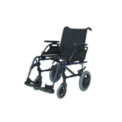 Sunrise - Breezy Style Wheelchair, 12 Inch Solid Wheel