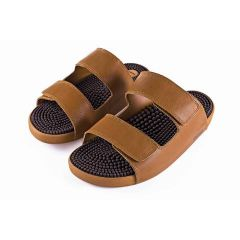 Kenkoh Sandal Male-Yamato Brown