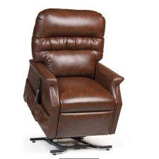 Lift Chair Without Massager-Walnut/Chestnut Pr-101-Med-Un1-Vcn