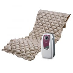 APEX MATTRESS-AIR WITH PUMP AND WEIGHT INDICATOR- BUBBLE PAD DOMUS 1, UK PLUG # 9C047047