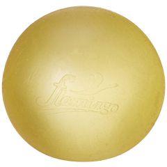 FLAMINGO GEL EXERCISE BALL SOFT-YELLOW # OC-2138