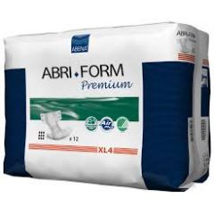 ABENA Adult Diapers Abri-Form Extra Large4 Premium # 4307101 (12Pc X 1 Pkt)
