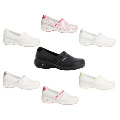 OXYPAS LIGHTWEIGHT ANTISTATIC ESD NURSES SHOE-LUCIA WHITE