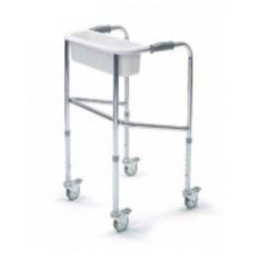Dietz GMU,Walker With Storage Tray-Silver # 329