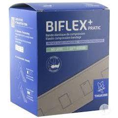 Thuasne Biflex + Pratic Medium Stretch Compression Bandage 1600 03 W8Cm L3M
