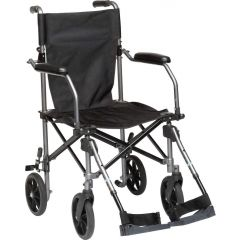 "DRIVE Travel Chair With Bag 19"" (48 Cm) # Tc005"