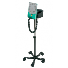 """ACCOSON Sphygmomanometer, 6"""", 0-300 Mmhg, Aneroid Stand Model Fitted With Adult Velcro Cuff # 0362A"""