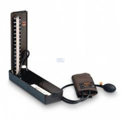 ACCOSON Sphygmomanometer, Mercury Desk Type, 0-300 mm Hg, DEKAMET #0125