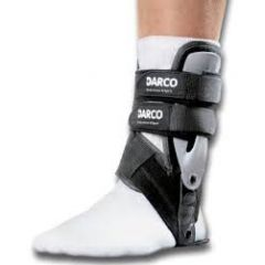 Darco Body Armor Sport Ankle Brace, Right (Large) # Bas3R