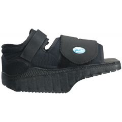 Darco Orthowedge Healing Shoe, Black (Medium) # Oq2B