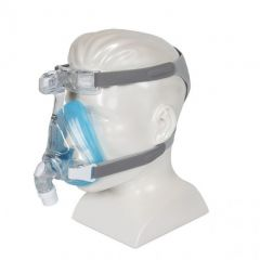 Philips Respironics Amara Gel Full Face Mask With Rs Frame And Standard Headgear