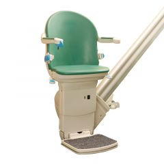 HANDICARE 1000 Xl-160Kg Straight Stairlift Indoor (Left / Right)