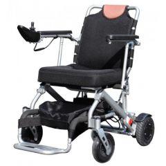 AL ESSA Lightweight Power Wheelchair With Travel Bag # Ew100