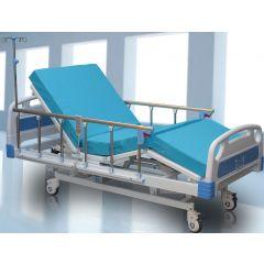 Saikang Electric Bed # Sk005-4 With Mattress # Skp003