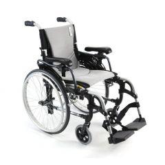 """Karma Manual Wheelchair S-Ergo 305Q24,With Seat Width/Depth:16""""X17"""",18""""X17"""""""