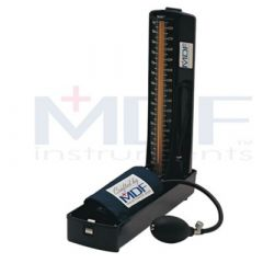 MDF Desk Mercury Sphygmomanometer-Navy Blue # Mdf 800