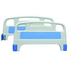 Medical Master Head And Foot Board Color Blue
