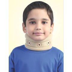 Flamingo Pediatric Cervical Collar-Beige  # OC-2206