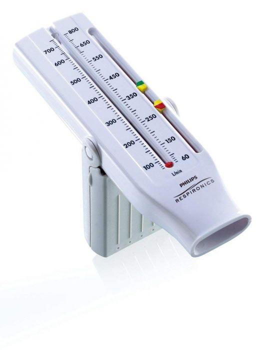 Philips Respironics Personal Best Peak Flowmeter, Universal Range, #1022973