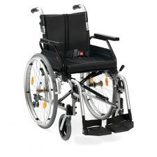"DRIVE Aluminium Wheelchair Self Propel-Xs2-20"" (50 Cm) # Xs2Sp20Sil"