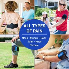 OSKA Pulse 90 Pain Relief Device # 744759161475