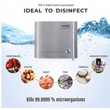 Faraday Ozone Ozodip 2SS Vegetable & Fruit Cleaner Automatic Ozone Meat Purifier