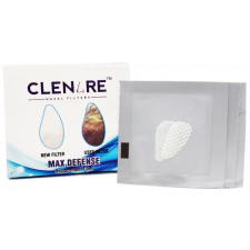 Clenare Nasal Replacement Filter,  Slotted